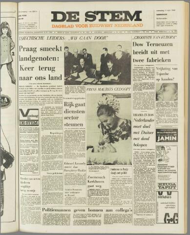 de Stem 1968-09-11