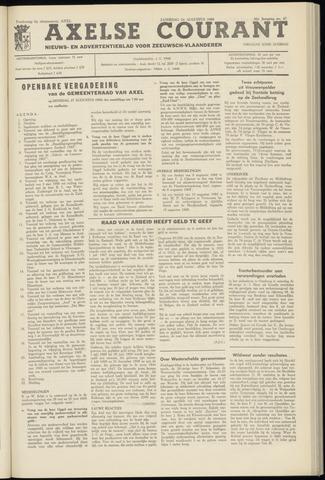 Axelsche Courant 1968-08-24