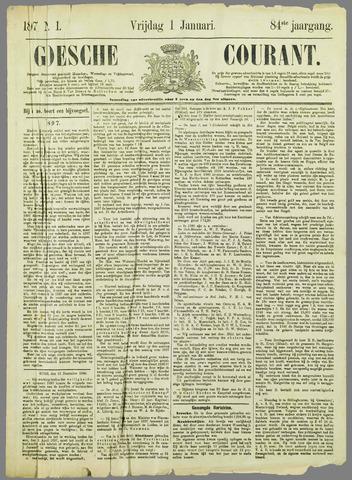 Goessche Courant 1897
