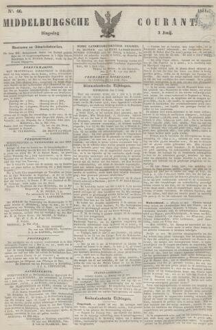 Middelburgsche Courant 1851-06-03