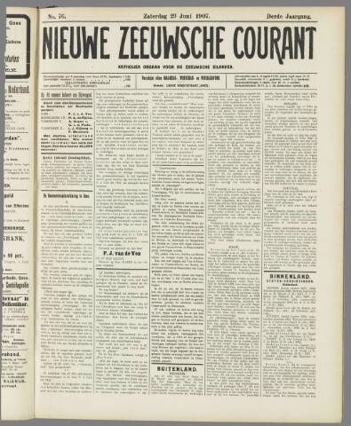 Nieuwe Zeeuwsche Courant 1907-06-29