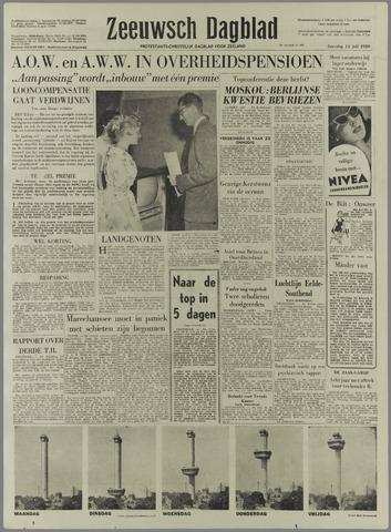 Zeeuwsch Dagblad 1959-07-11