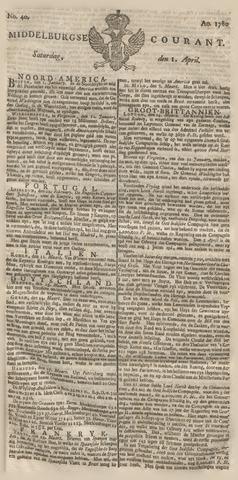 Middelburgsche Courant 1780-04-01