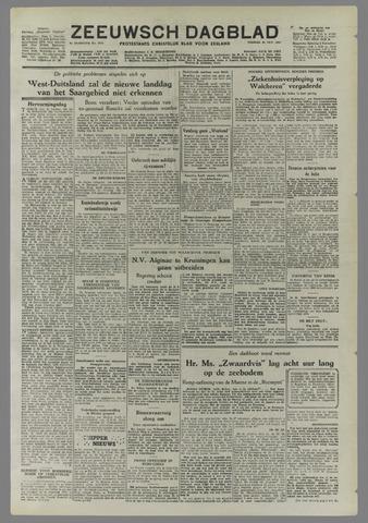 Zeeuwsch Dagblad 1952-10-31