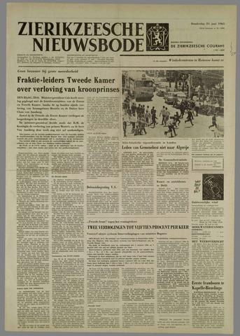 Zierikzeesche Nieuwsbode 1965-06-24