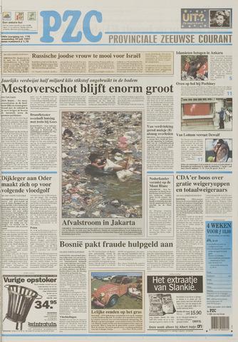 Provinciale Zeeuwse Courant 1997-07-30