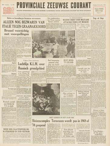 Provinciale Zeeuwse Courant 1964-12-15