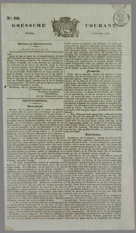 Goessche Courant 1834-09-01