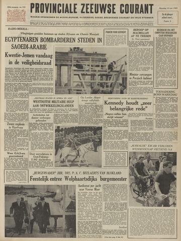 Provinciale Zeeuwse Courant 1963-06-10