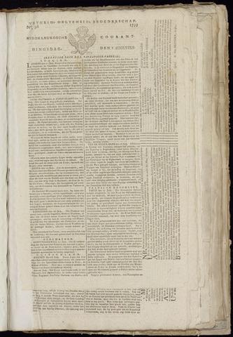 Middelburgsche Courant 1799-08-06