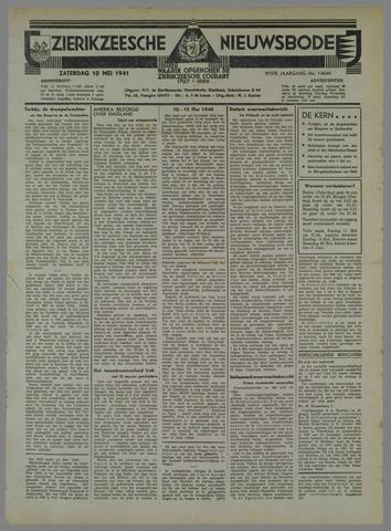Zierikzeesche Nieuwsbode 1941-05-10