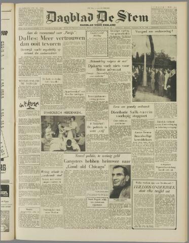 de Stem 1955-05-07