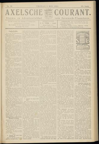 Axelsche Courant 1931-05-08