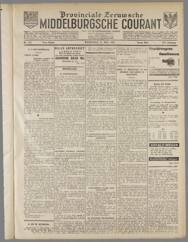 Middelburgsche Courant 1932-05-11