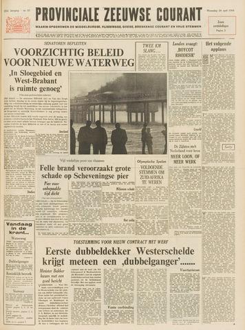 Provinciale Zeeuwse Courant 1968-04-24