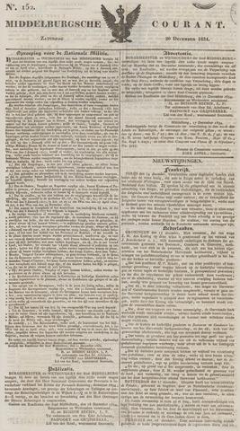 Middelburgsche Courant 1834-12-20