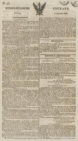 Middelburgsche Courant 1829-08-08