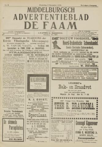 de Faam en de Faam/de Vlissinger 1915-11-03