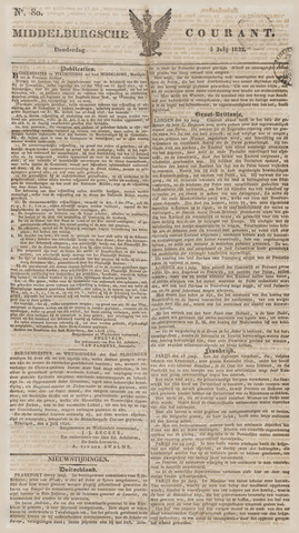 Middelburgsche Courant 1832-07-05