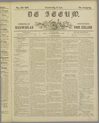 De Zeeuw. Christelijk-historisch nieuwsblad voor Zeeland 1901-06-06