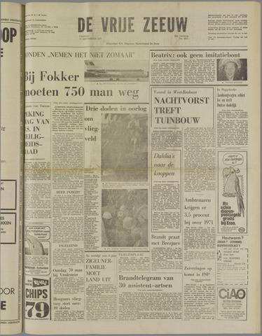 de Vrije Zeeuw 1971-09-17