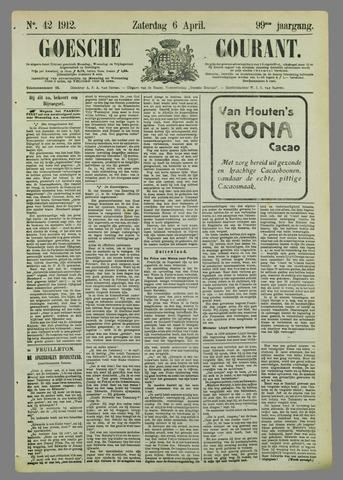 Goessche Courant 1912-04-06