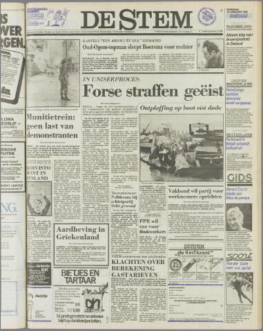 de Stem 1982-01-19