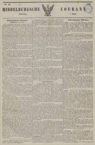 Middelburgsche Courant 1850-06-01