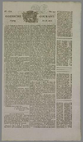 Goessche Courant 1820-04-28