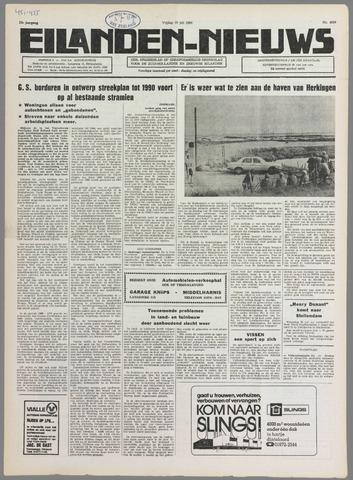 Eilanden-nieuws. Christelijk streekblad op gereformeerde grondslag 1980-07-18