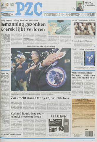 Provinciale Zeeuwse Courant 2000-08-15