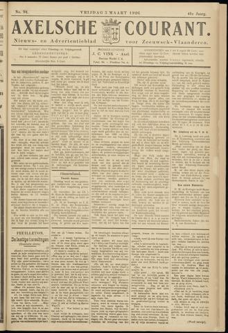 Axelsche Courant 1926-03-05