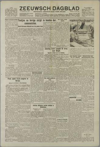 Zeeuwsch Dagblad 1950-07-21