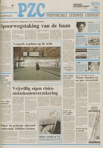 Provinciale Zeeuwse Courant 1991-05-15