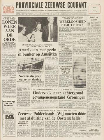 Provinciale Zeeuwse Courant 1971-11-06