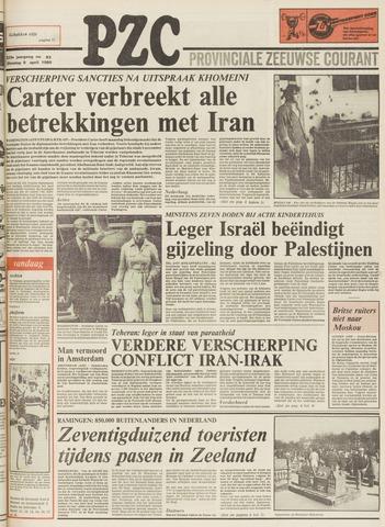 Provinciale Zeeuwse Courant 1980-04-08