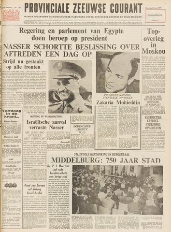 Provinciale Zeeuwse Courant 1967-06-10