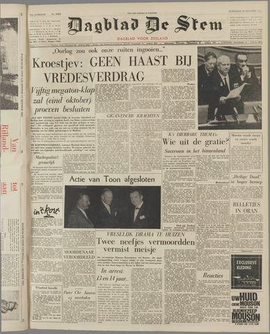 de Stem 1961-10-18