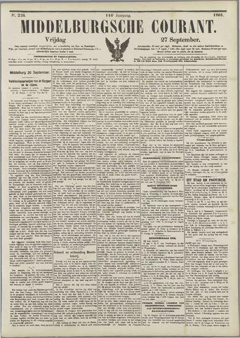 Middelburgsche Courant 1901-09-27