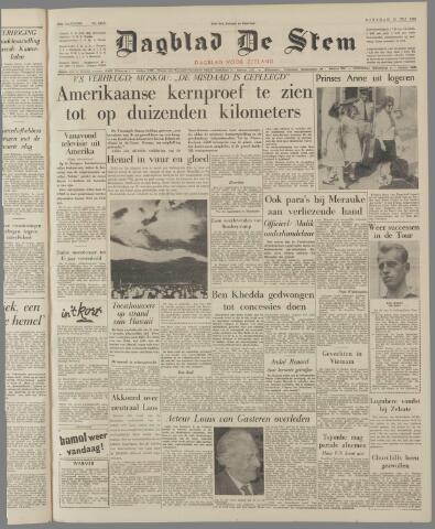 de Stem 1962-07-10