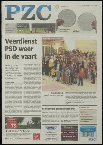 Provinciale Zeeuwse Courant 2014-07-03