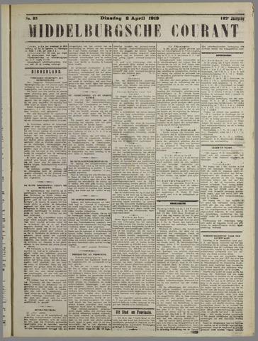 Middelburgsche Courant 1919-04-08