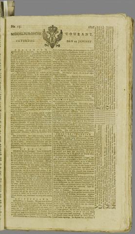 Middelburgsche Courant 1806-01-25