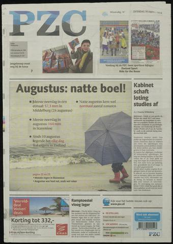 Provinciale Zeeuwse Courant 2014-08-30