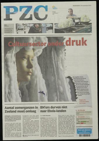 Provinciale Zeeuwse Courant 2014-11-19