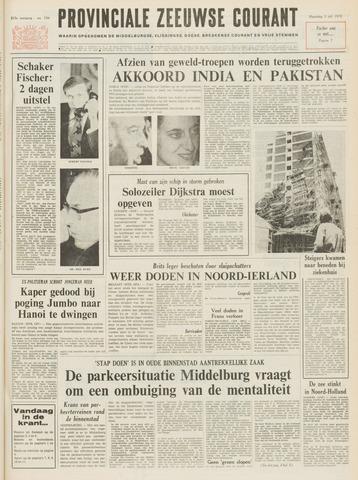 Provinciale Zeeuwse Courant 1972-07-03
