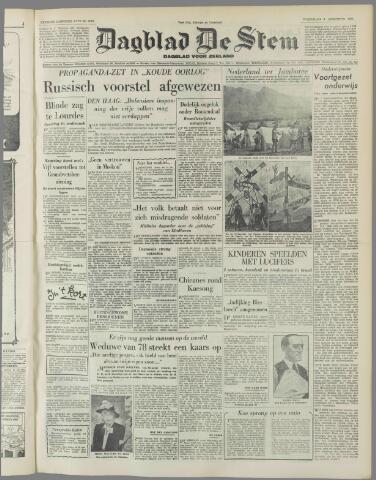 de Stem 1951-08-08
