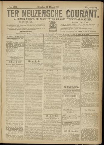 Ter Neuzensche Courant. Algemeen Nieuws- en Advertentieblad voor Zeeuwsch-Vlaanderen / Neuzensche Courant ... (idem) / (Algemeen) nieuws en advertentieblad voor Zeeuwsch-Vlaanderen 1916-03-14