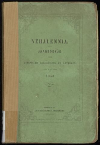 Zeeuwsche Volks-Almanak / Nehalennia 1850-01-01