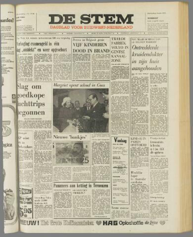 de Stem 1972-11-16